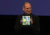 Steve Jobs presenteert de iPad